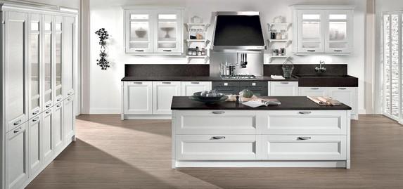 Arredo casa palmieri arredamenti mobili a reggio emilia cucine classiche - Cucina classica contemporanea ...
